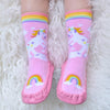 Unicorn Moccasins Slippers