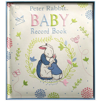 Peter Rabbit Record Book