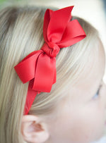 Red Bow Alice band