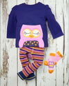Betty Owl Leggings
