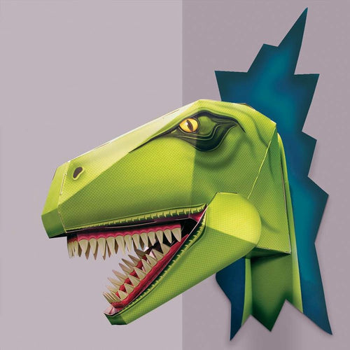 Build A T-Rex Head