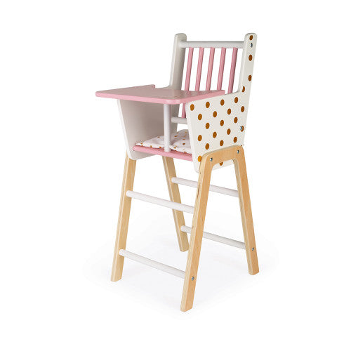 Candy Chic Dolls Highchair