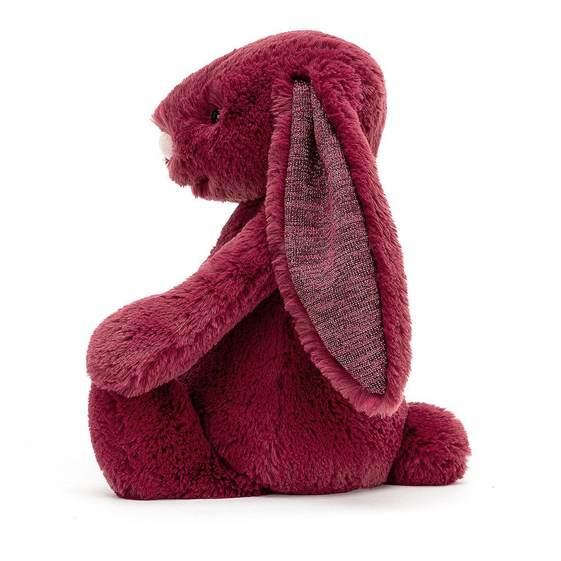 Bashful Sparkly Cassis Bunny