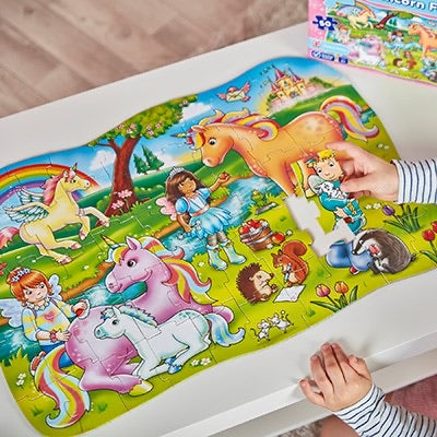 Unicorn Friends Jigsaw