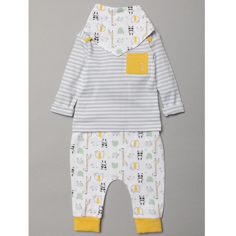 Organic Cotton Animal Set