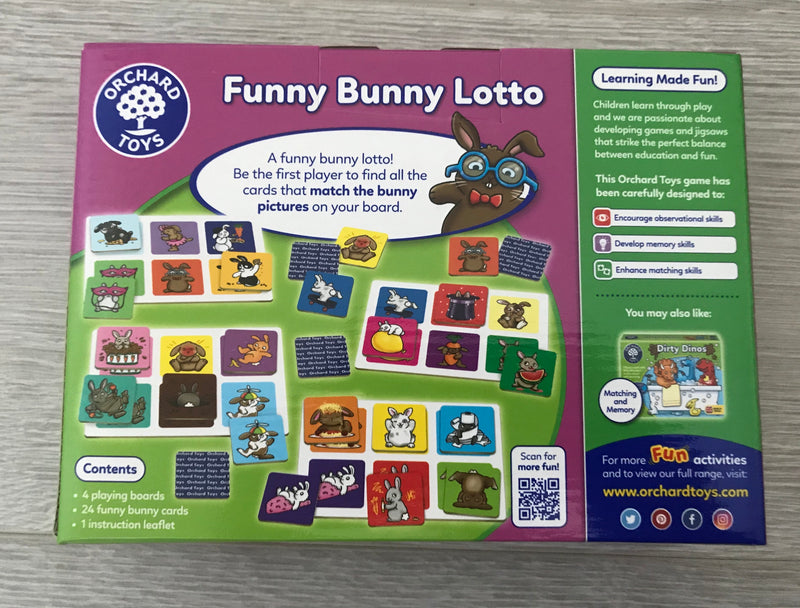 First Bunny Lotto