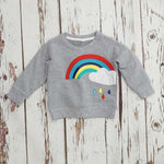 Blade & Rose Rainbow Sweater