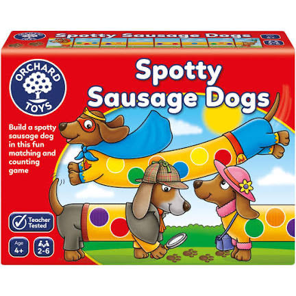 Spotty Sausage Dog Game