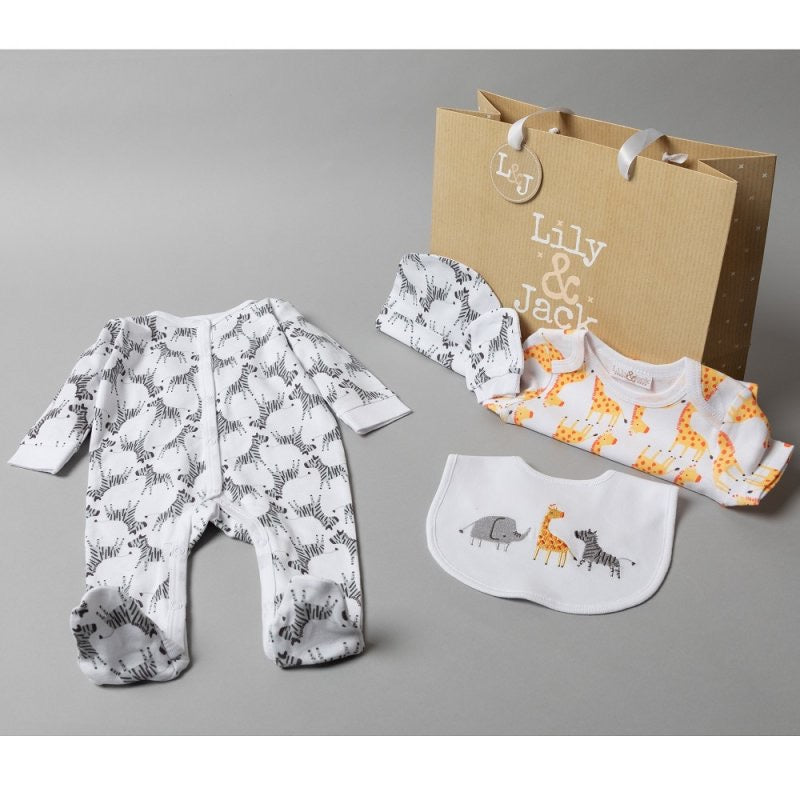 Animals 7 Piece Gift Set