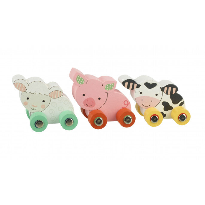 First Farm Animals Vehicles