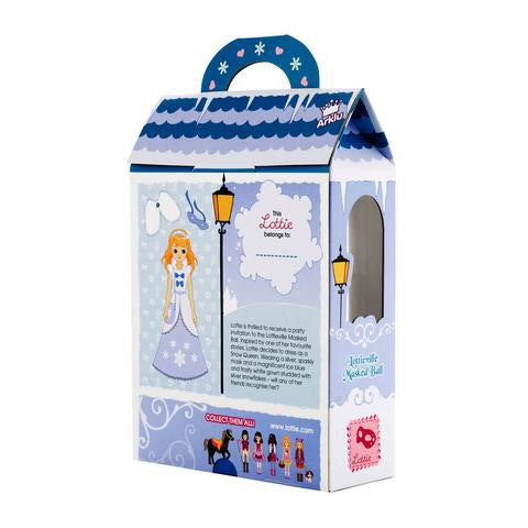 Snow Queen Lottie Doll