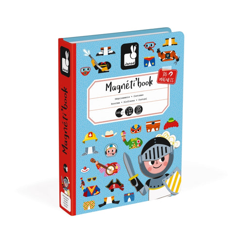 Costumes Magnetic Book