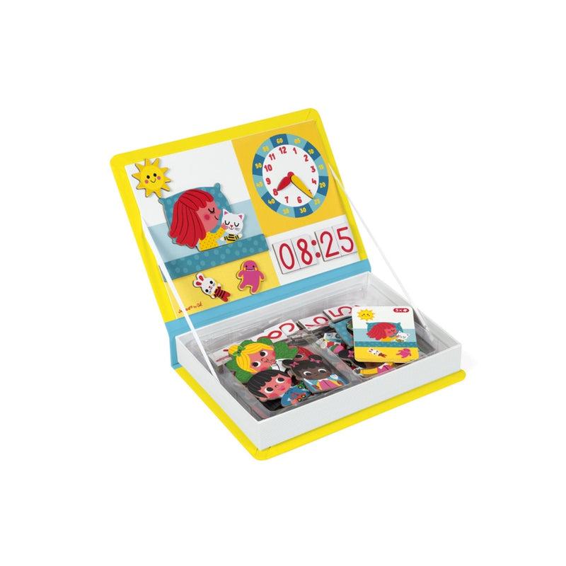 Learn to the tell the Time Magnetic Book