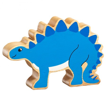 Natural Blue Stegosaurus