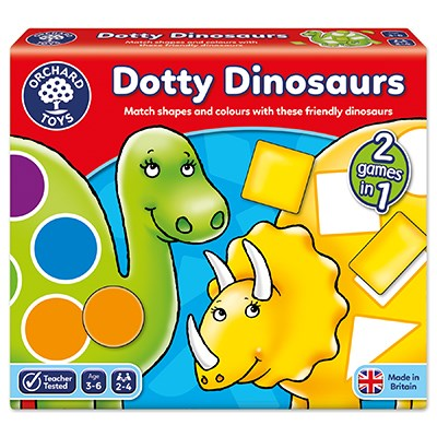 Dotty Dinosaurus Game