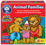 Animal Families Mini Game