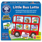 Little Bus Lotto Mini Game