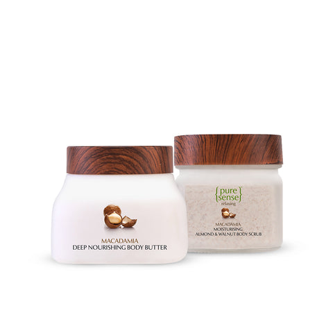 Buff and Glow Body Care Bundle