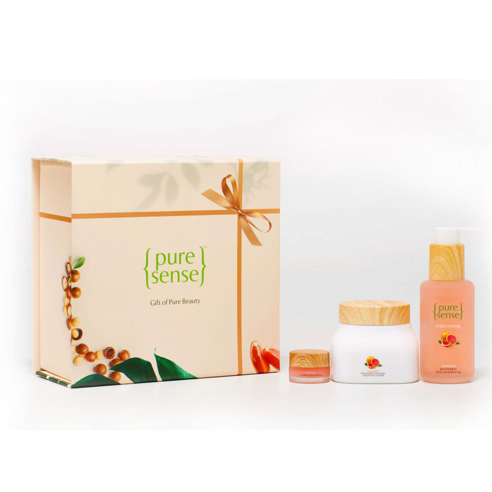 Luxurious Face Care Gift Set
