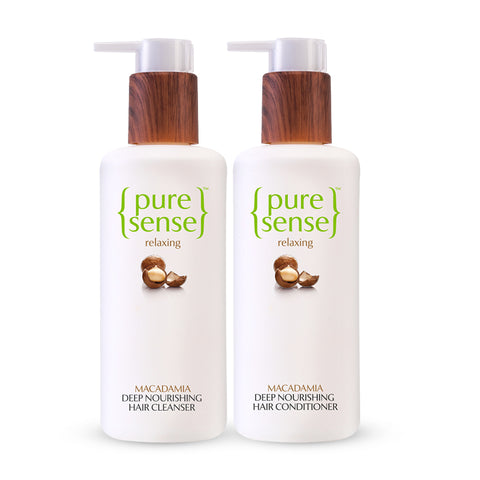 Deep Nourish Hair Care Combo