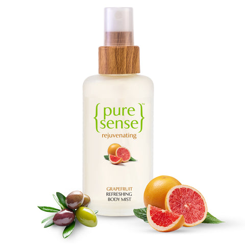 Rejuvenating Refreshing Grapefruit Body Mist