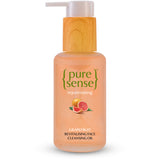 PureSense Rejuvenating Grapefruit Revitalising Face Cleansing Oil