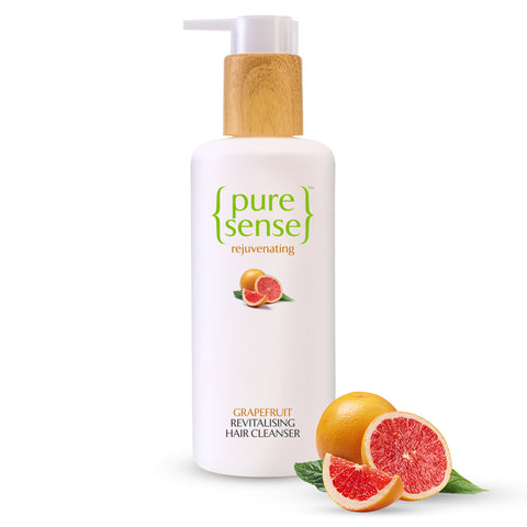 Rejuvenating Grapefruit Revitalising Hair Cleanser | 200 ml