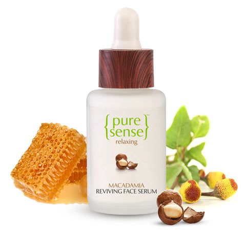 Macadamia Reviving Anti Ageing Face Serum - Sulphate & Paraben Free