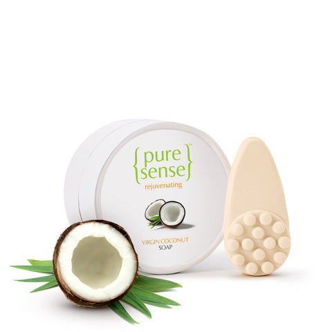 PureSense Rejuvenating Virgin Coconut Soap