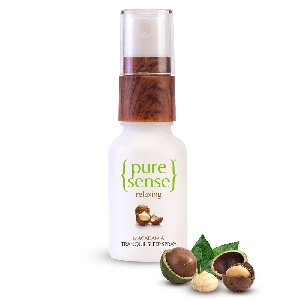 PureSense Macadamia Tranquil Sleep Spray - Sulphate and Paraben Free