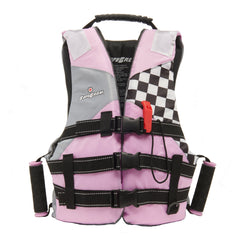 Checkered Life Jacket