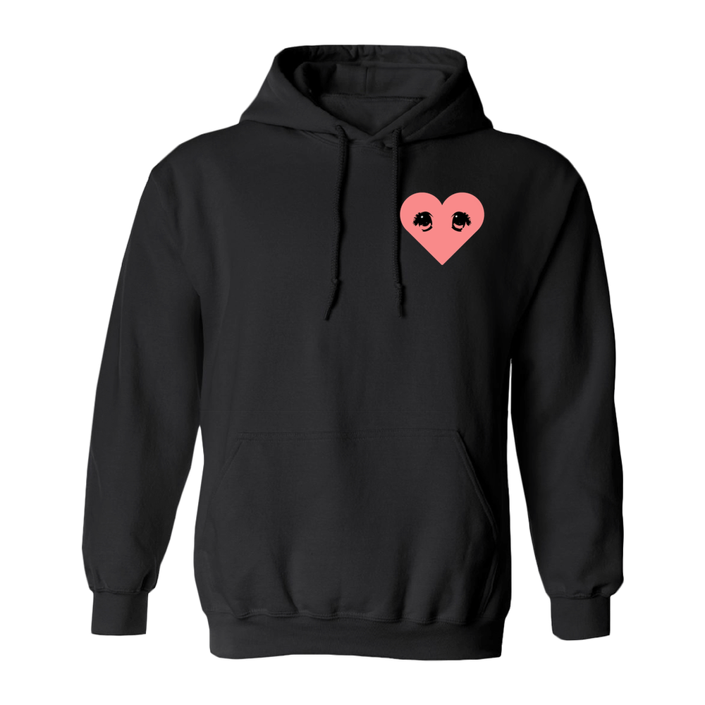 Loverboy Hoodie in Black