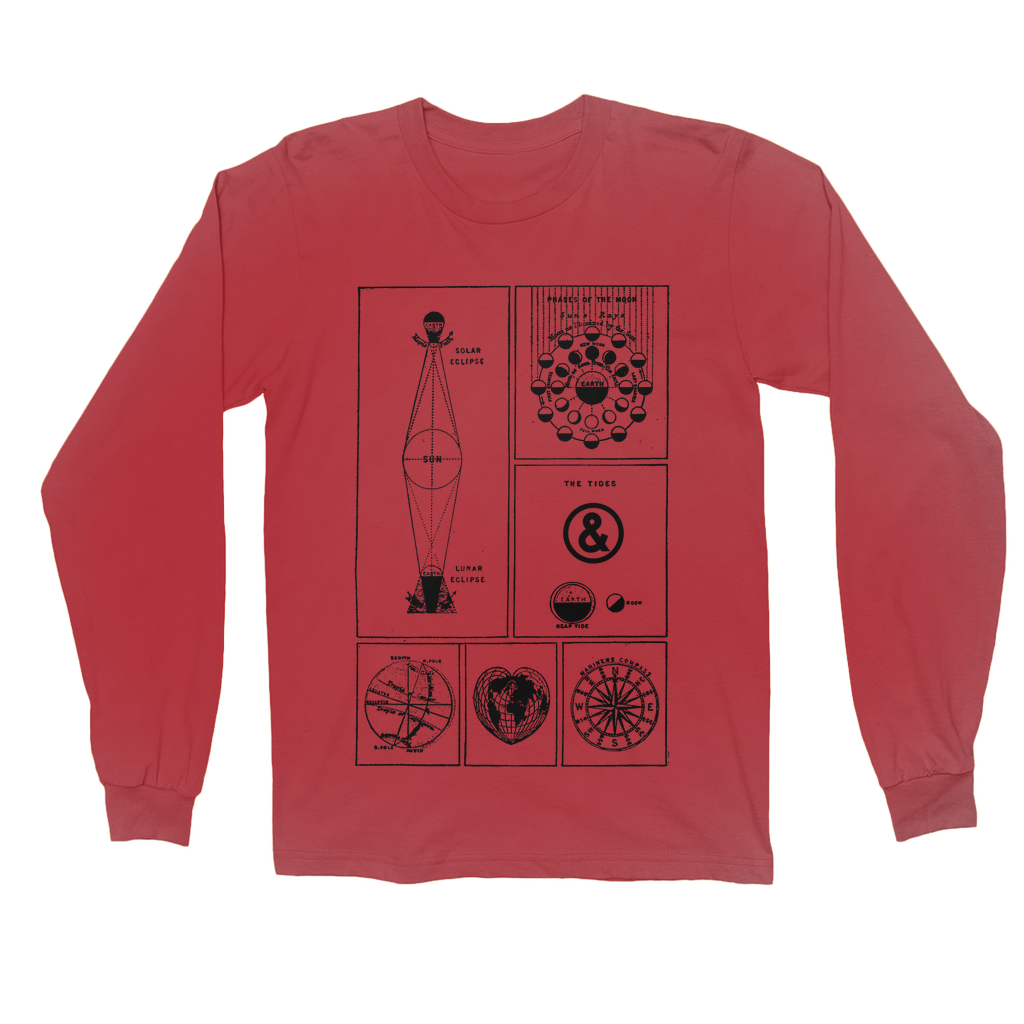 Limited edition Long sleeve Santeria Tee