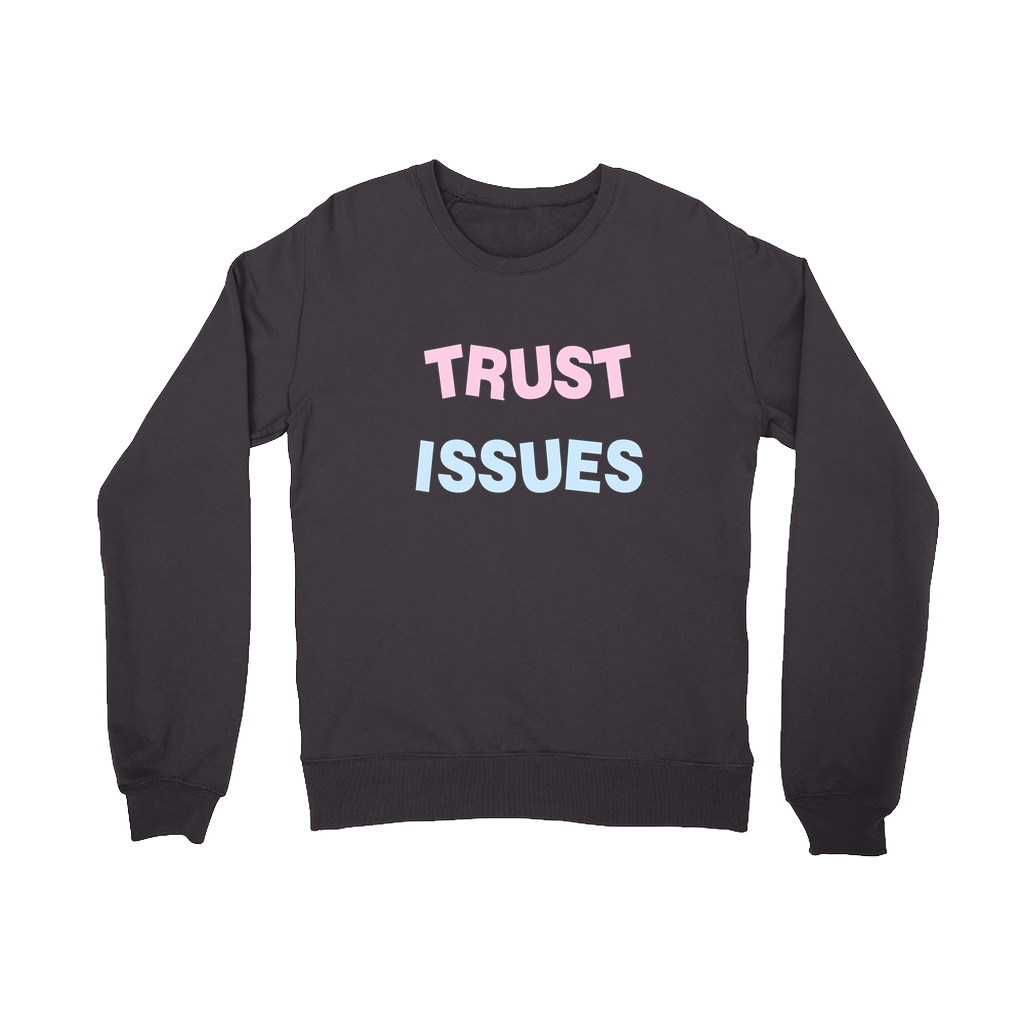 Trust Issues Sweater