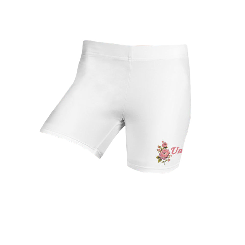 Cleanliness Shorts in White