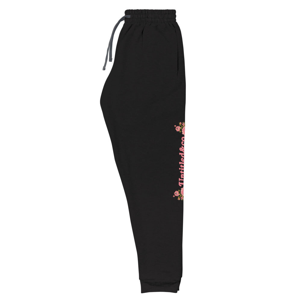 Cleanliness Joggers in Black