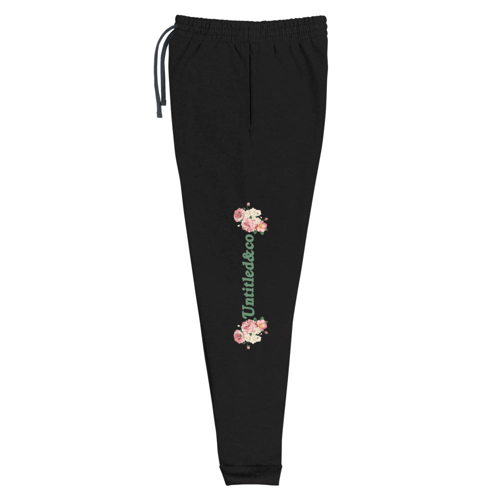 Kill Me Joggers in Black