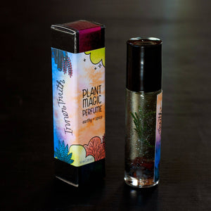 Inner Truth Perfume - Earthy + Spice