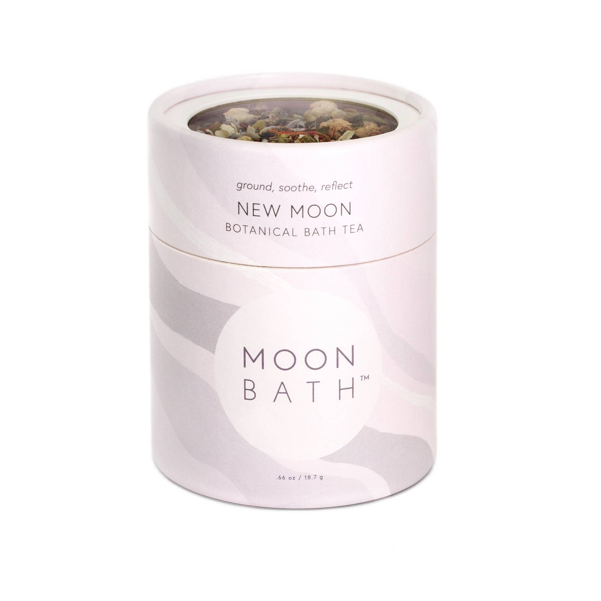 New Moon Soothing Bath Tea
