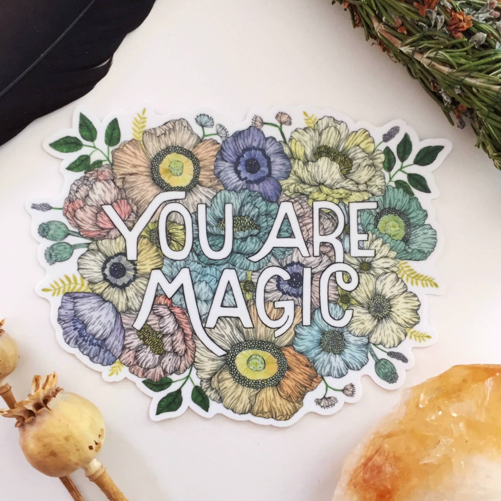 You Are Magic Sticker