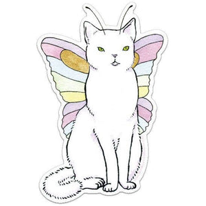 Catterfly Vinyl Sticker