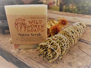 Wild Women's Native Scrub Soap