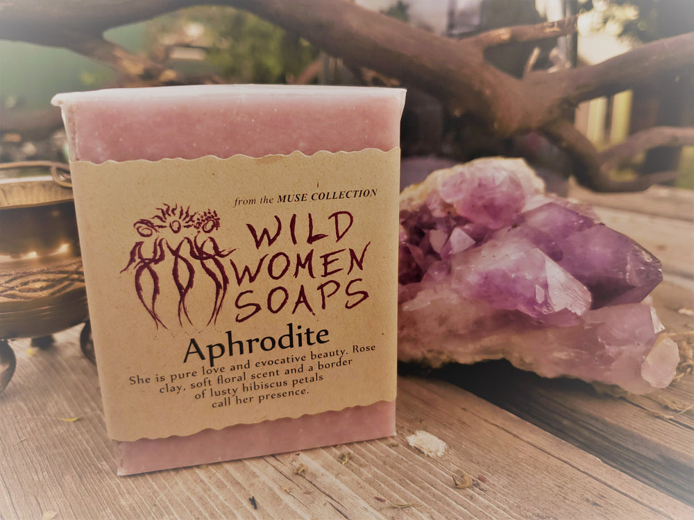 Wild Women's Aphrodite Soap