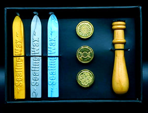 Spiritual Sealing Wax and Stamps