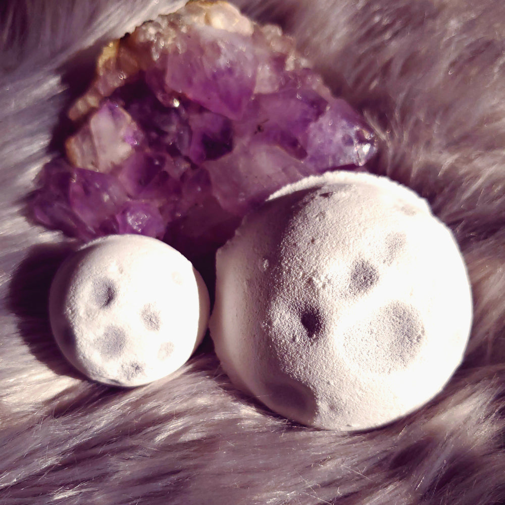 Moon Bath Bombs