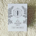The Fox Universe Tarot Deck: A Self Care Oracle