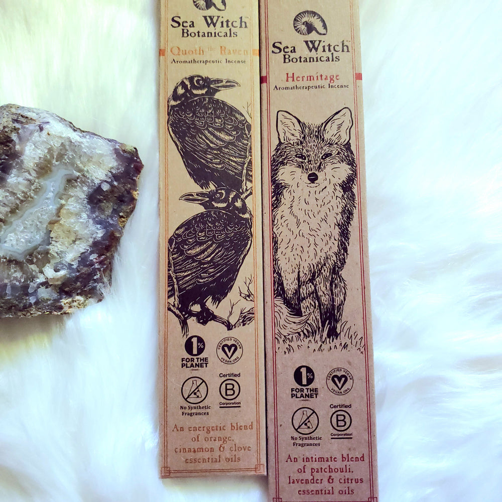 Sea Witch Botanical Incense | 25 Sticks | Natural