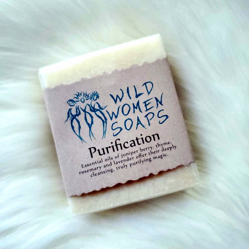 Wild Women's Purification Soap