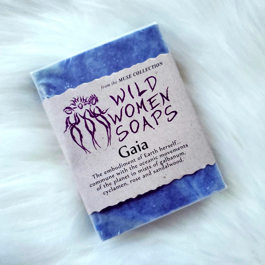 Wild Women's Gaia Soap