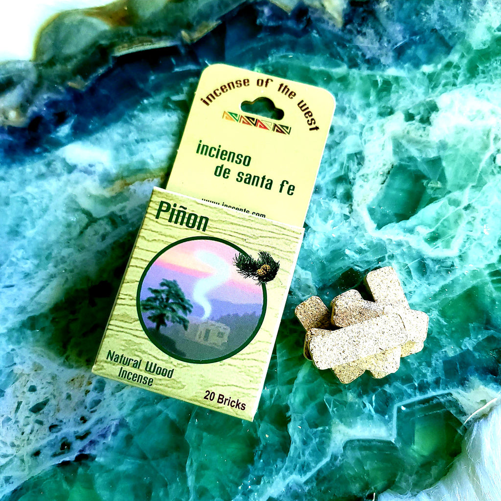 Southwest Woodsy Incense - 20 bricks
